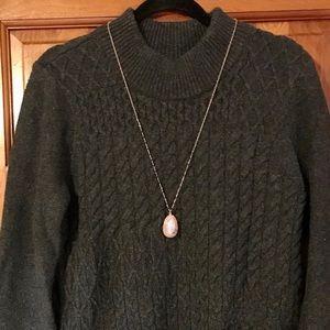 LL Bean Sweater Dress, M
